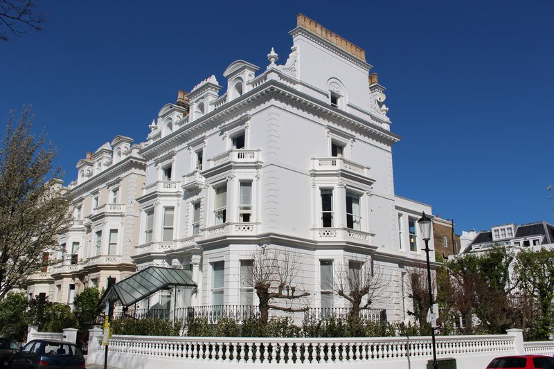 House in Notting Hill