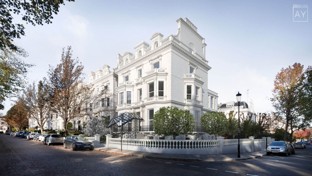 Casa a Notting Hill